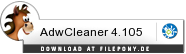 Download AdwCleaner bei Filepony.de